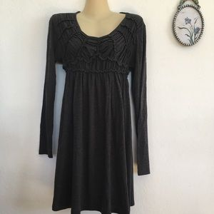 Mystree Gray Dress